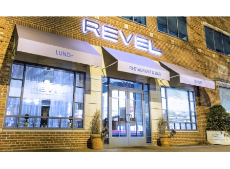 Revel Restaurant Bar Garden City American Long Island Blo