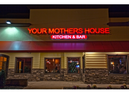 Your Mother S House Garden City Park Bar Amp Grill