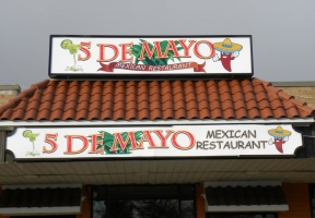 Long Island Blogger: 5 De Mayo Mexican Restaurant