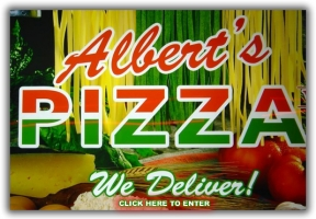 Long Island Blogger: Alberts Pizza and Pasta