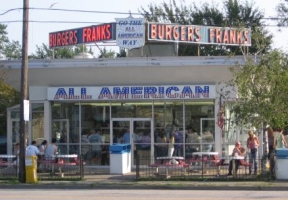 Long Island Blogger: All American Hamburger Drive-In