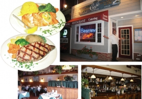 Long Island Blogger: Bayberry Cafe