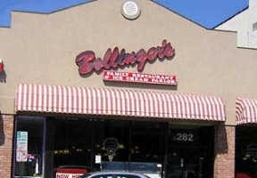 Long Island Blogger: Bollinger's Family Restaurant and Ice Cream Parlor
