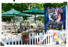 Long Island Blogger: Bostwick's Seafood Grill and Oyster Bar