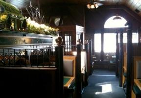 Outdoor Dining - Long Island Blogger