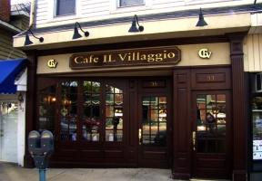Cafe Il Villaggio Babylon Menu