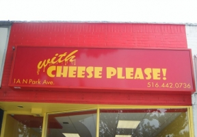 Long Island Blogger: Cheese Please!