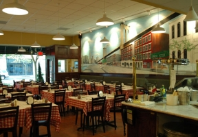 Long Island Blogger: Grimaldi's Coal Brick-Oven Pizzeria in Garden City