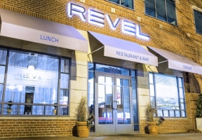 Long Island Blogger: Revel Restaurant & Bar