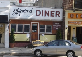 Long Island Blogger: Shipwreck Diner