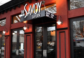 Long Island Blogger: The Savoy Tavern
