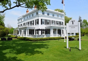 Long Island Blogger: Topping Rose House