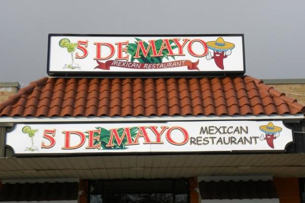 5 De Mayo Mexican Restaurant