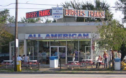 All American Hamburger Drive In Massapequa Burgers