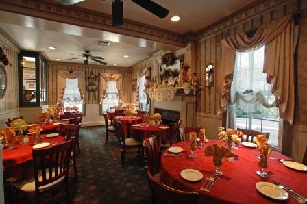 Garden Grill Smithtown Restaurant Week Menu