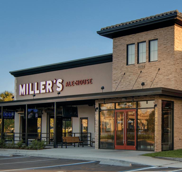 Miller's Long Island Ale House